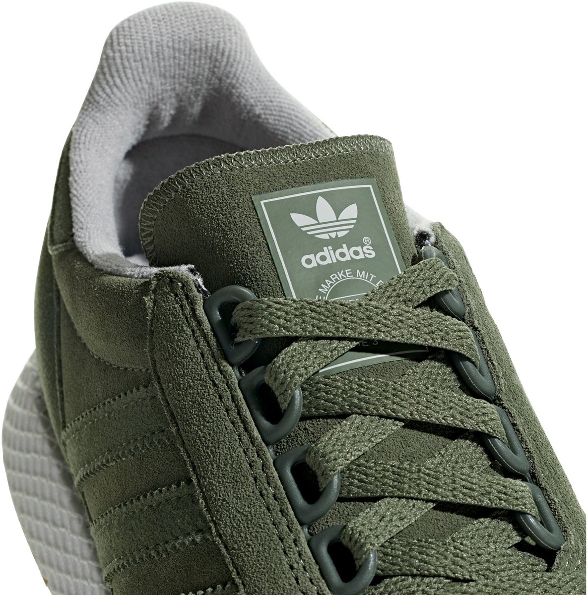 bol.com | adidas Forest Grove Sneakers - Maat 38 - Unisex ...