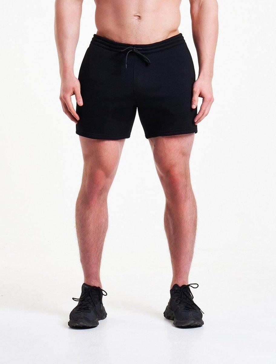c753c1eac33f9 bol.com   Sport Shorts Heren Zwart - Pursue Fitness Icon Tapered