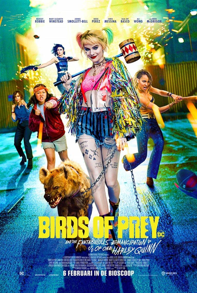 Birds of Prey (4K Ultra HD Blu-ray)-