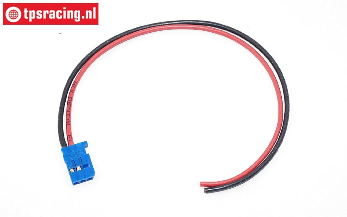 TPS0514 Siliconen accu kabel Gold, (Ø0,6 mm-L30 cm), 1 st