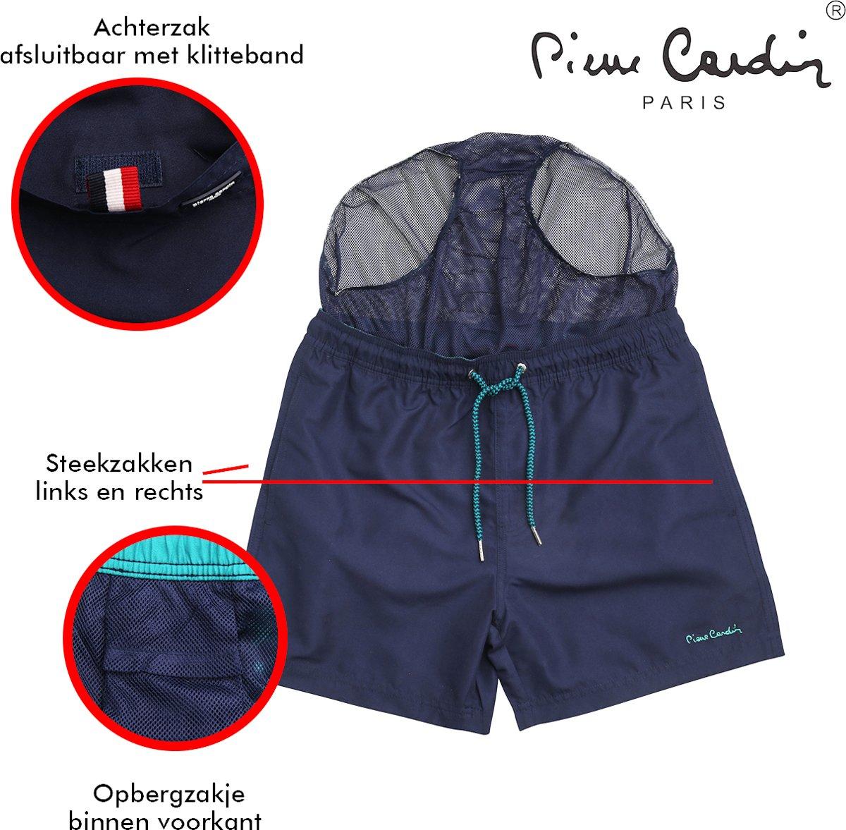 7afc6e1092ff1c bol.com | Pierre Cardin zwembroek - navy - maat XXL - zwemshort