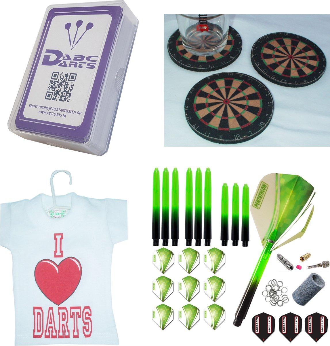 Bol Com Abcdarts Darts Cadeau Set Deluxe Abc Darts Speelgoed
