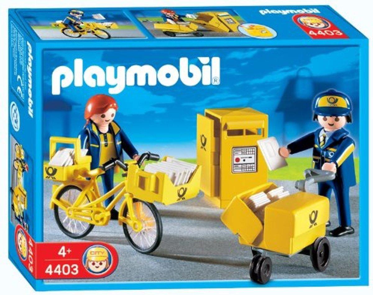 Playmobil postbode set - 4403