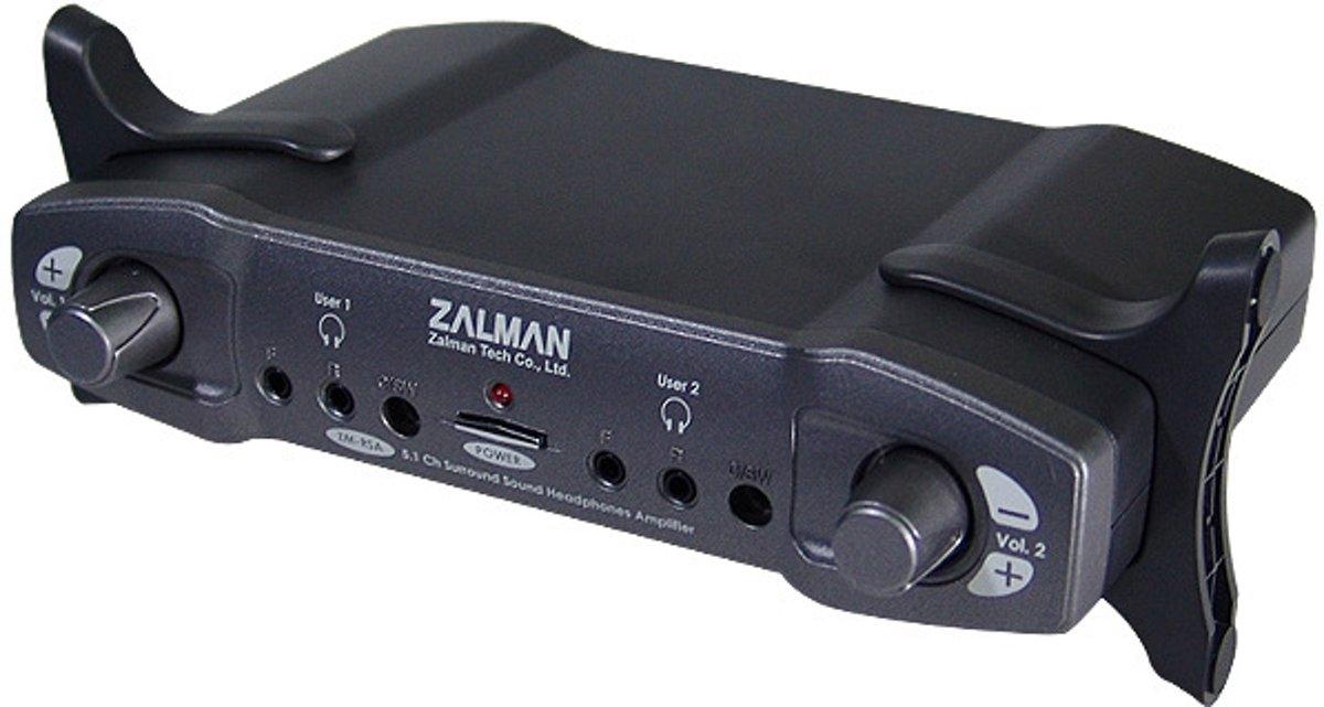 Zalman 5.1 channel headphone Amplifier kopen