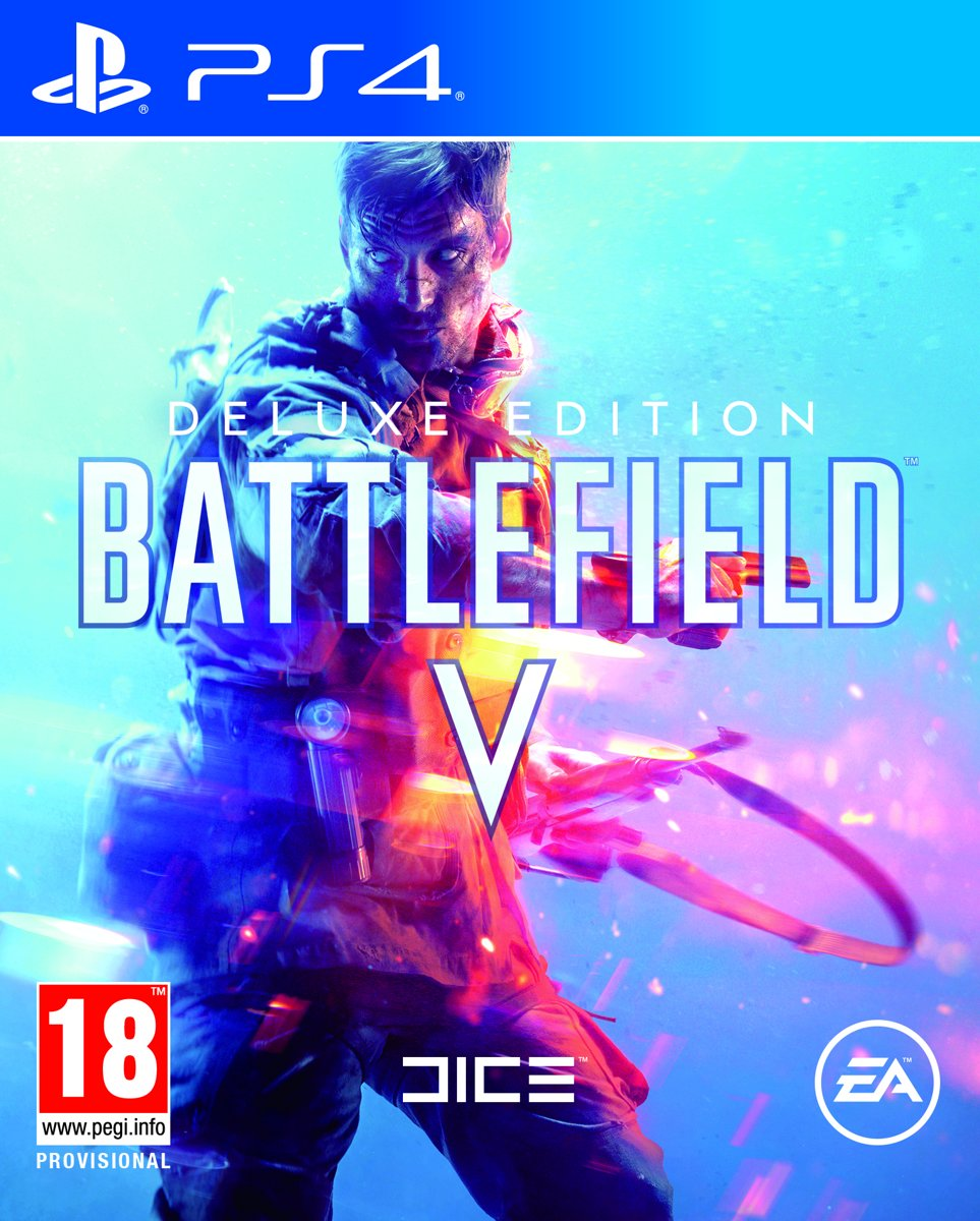 Battlefield V - Deluxe Edition PlayStation 4