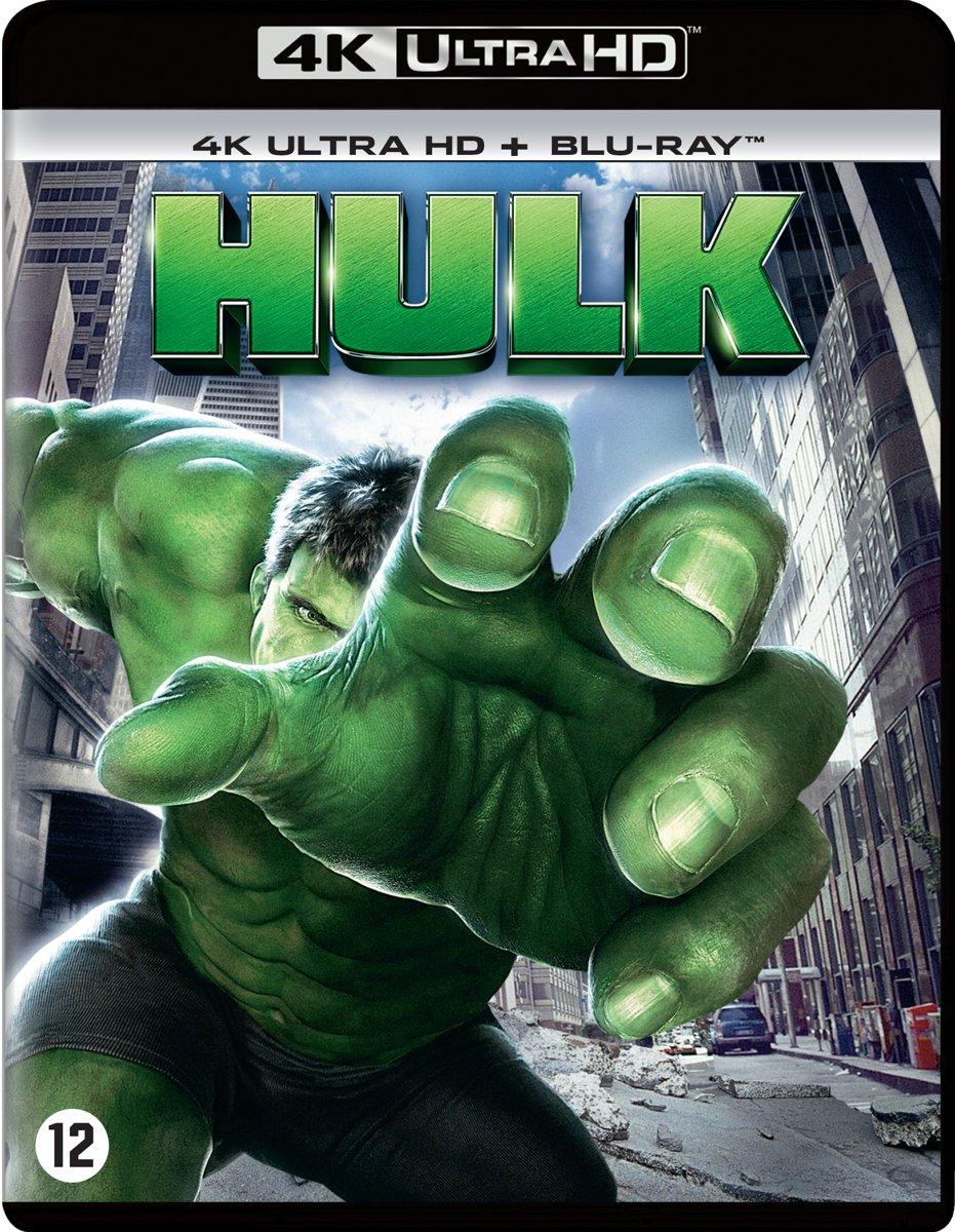 Hulk (4K Ultra HD Blu-ray)-