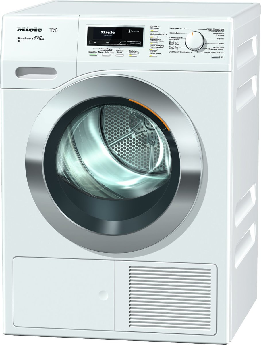 Miele TKR 850 WP Steamfinish & Eco XL - Warmtepompdroger - BE kopen