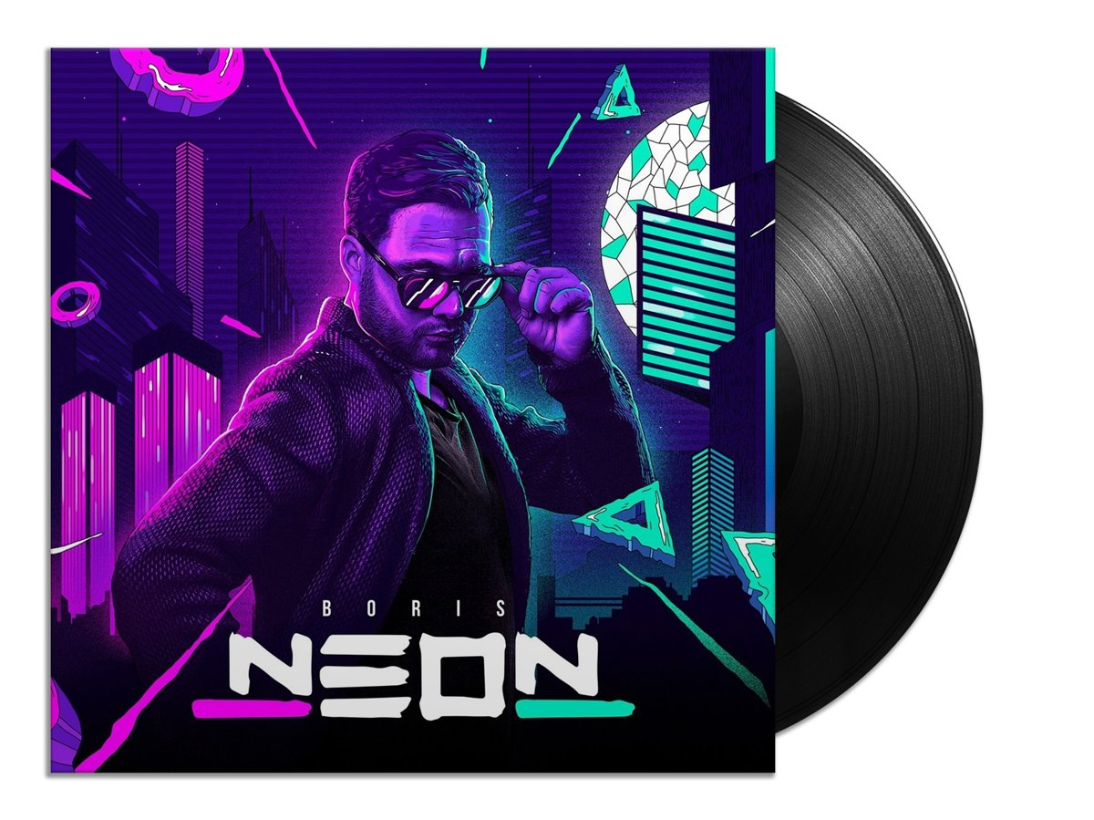 Boris - NEON | LP kopen