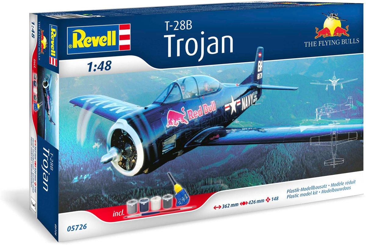T-28B Trojan Flying Bulls