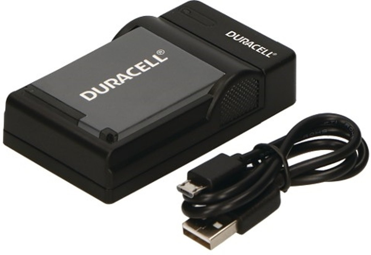 DURACELL USB-lader voor Canon NB-11L kopen
