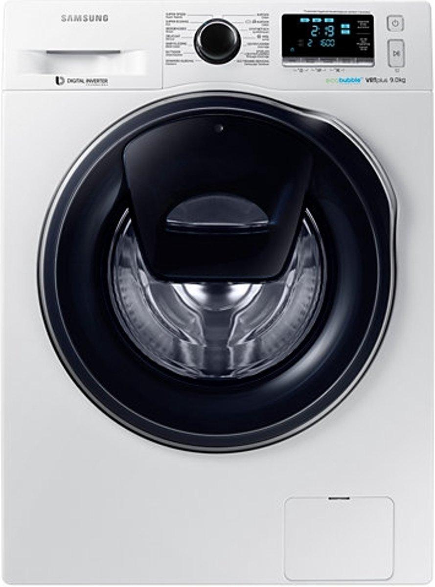 Samsung WW91K6604QW - AddWash - Wasmachine