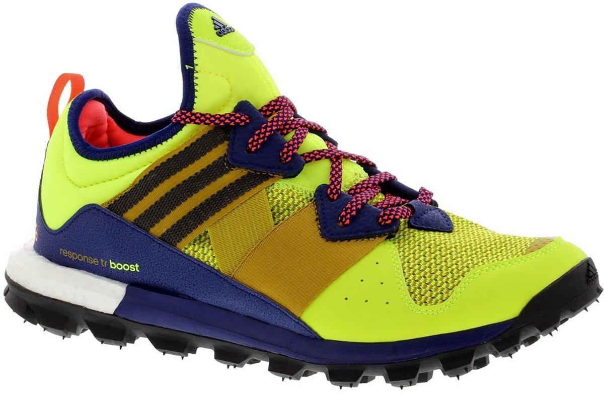 Adidas Response Tr Boost Hardloopschoenen Heren Marineblauw