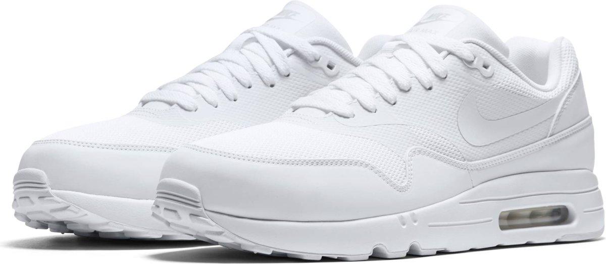 buy popular 1dd77 c420d bol.com  Nike Air Max 1 Ultra 2.0 Essential - Sneakers - Wit - Heren -  Maat 42.5