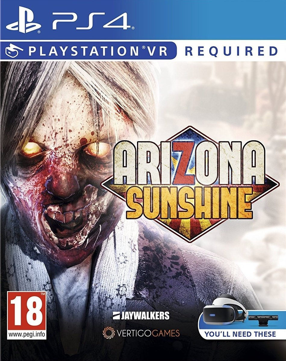 Arizona Sunshine VR PlayStation 4