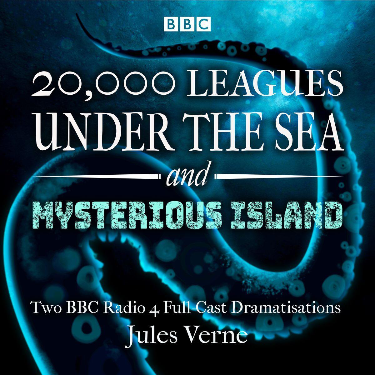 Captain Nemo by Jules Verne - BBC Radio Drama - Jules Verne