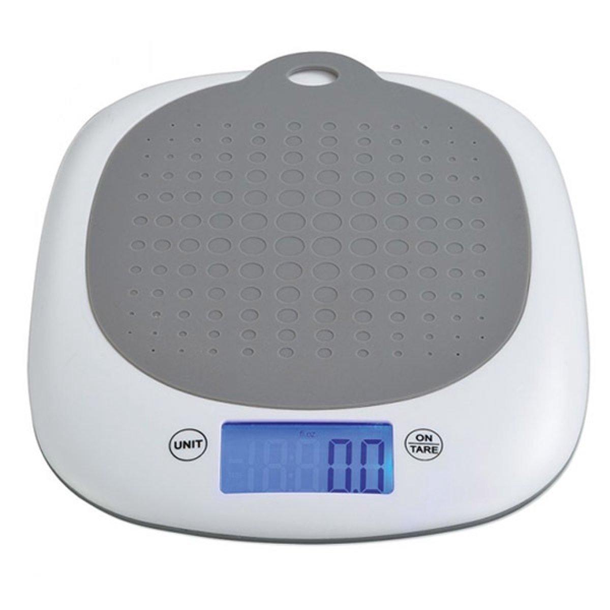 Circle digitale keukenweegschaal - Wit - 5 KG.