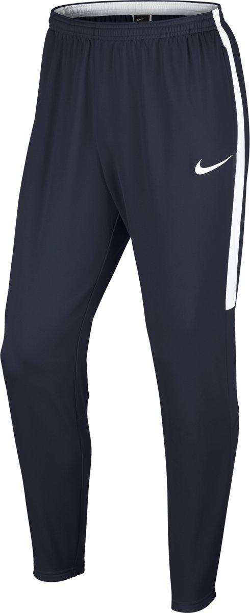 Tepláky Nike Academy Dry Football TMAVÌ MODRÁ BÍ