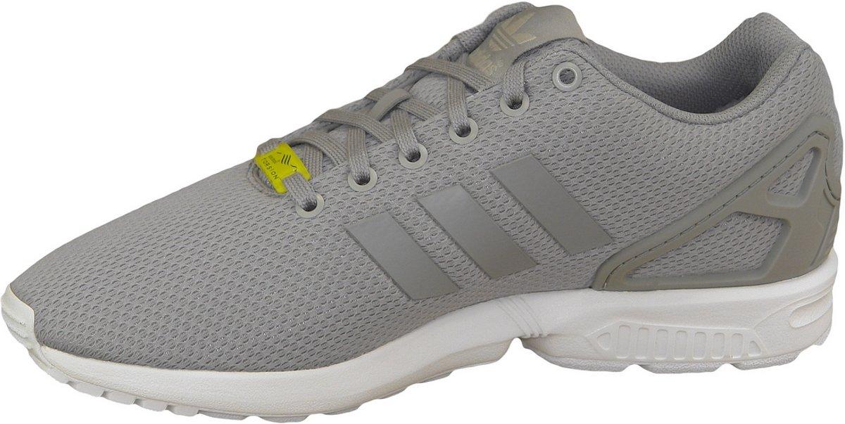 43a0fb4f5b9 bol.com | adidas ZX FLUX M19838 Mannen Sneakers Grijs - Maat 46
