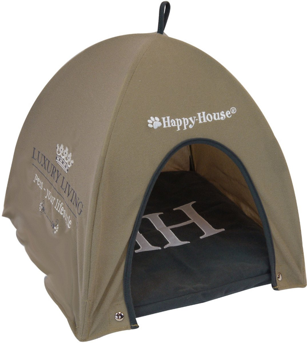 Happy House Luxury Living Tent - Taupe