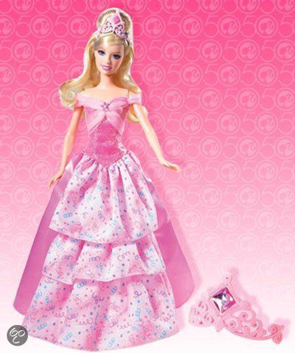 Barbie 'Happy Birthday'