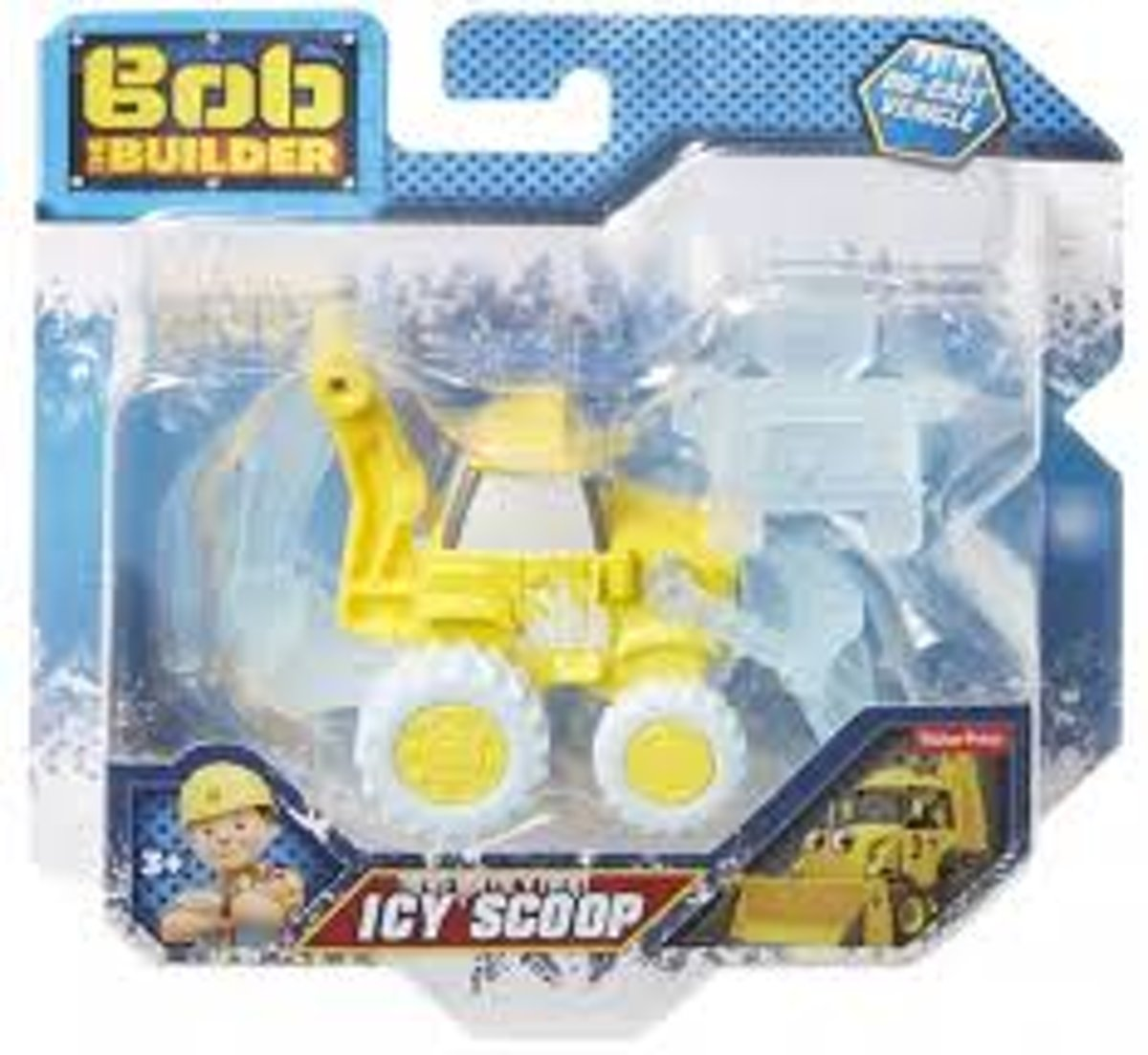 Bob De Bouwewr Icy Scoop