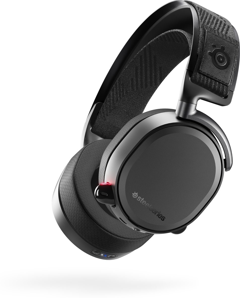 SteelSeries Arctis Pro - Draadloze Gaming Headset - PC + PS4 - Zwart kopen