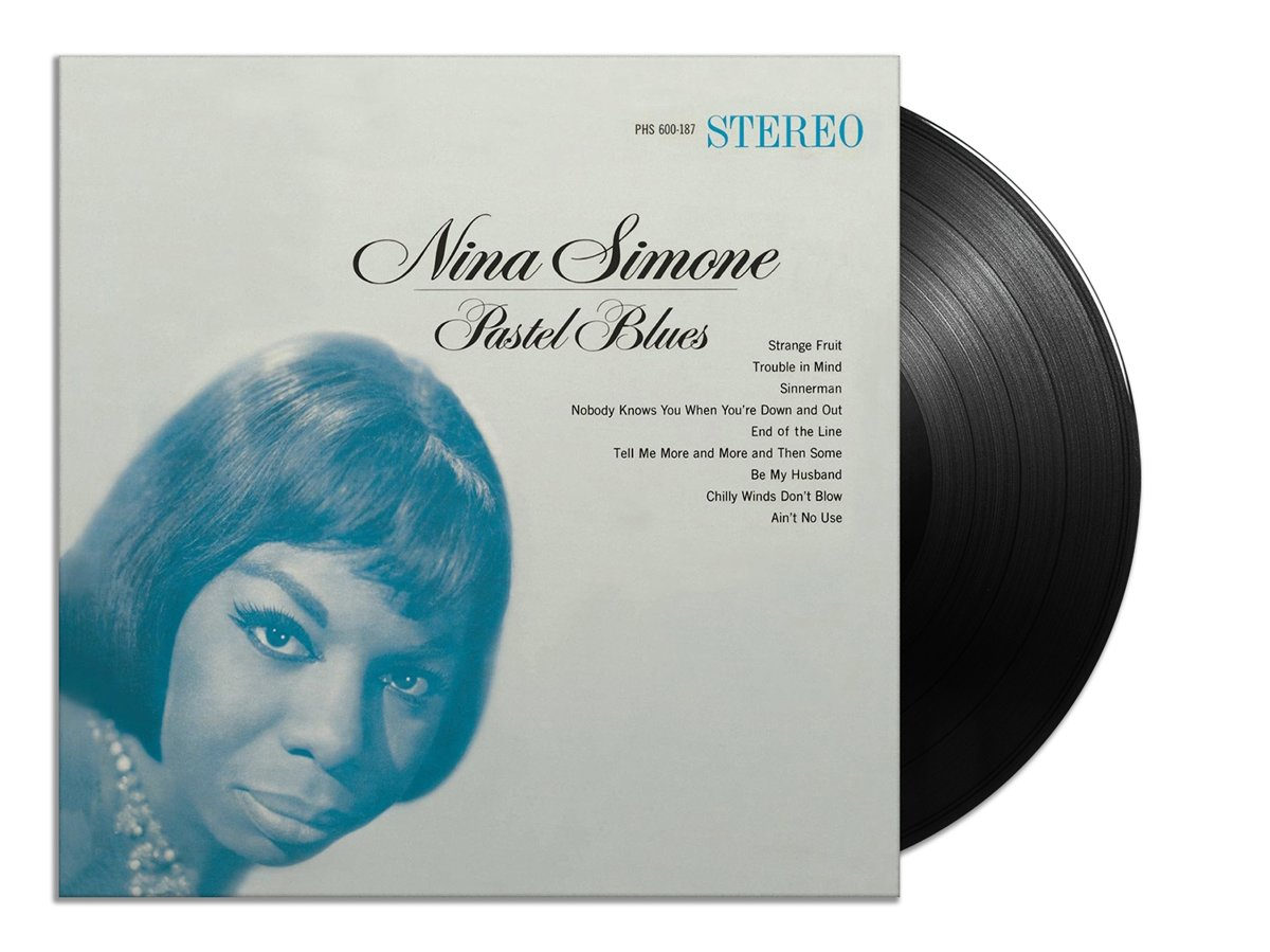 Nina Simone - PASTEL BLUES | Vinyl kopen