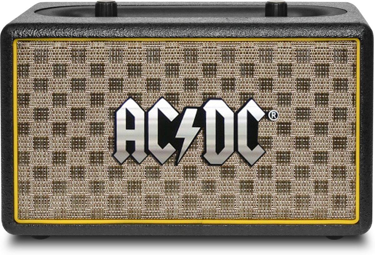 iDance ACDC Classic 2 50 W Bruin, Goud kopen