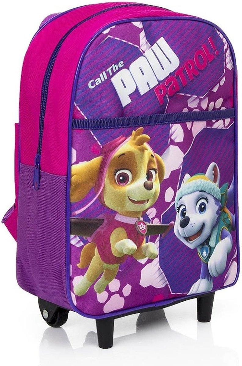 b609bebf6ec bol.com | Paw Patrol koffer/trolley Skye en Everest voor kinderen