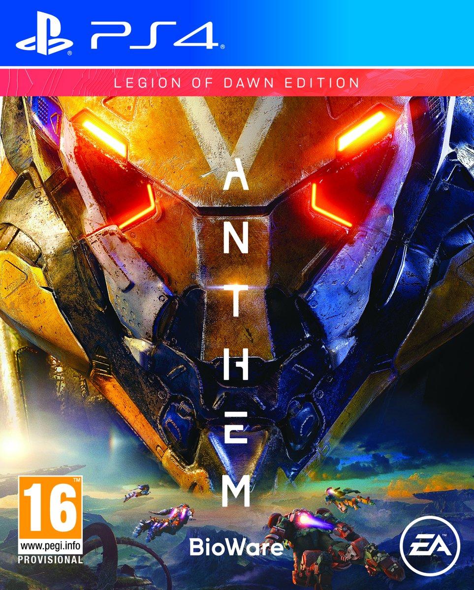 Anthem - Legion Of Dawn Edition PlayStation 4