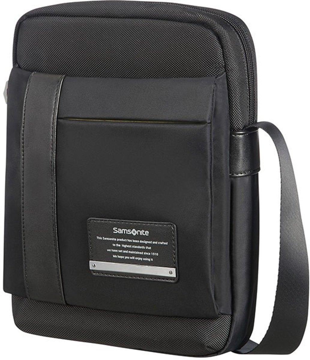 Samsonite Tabletschoudertas - Openroad Tablet Crossover 9.7 inch Jet Black kopen