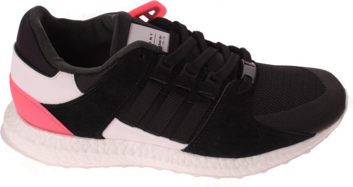adidas Equipment Support Ultra Sneakers Maat 40 Mannen zwartwitroze