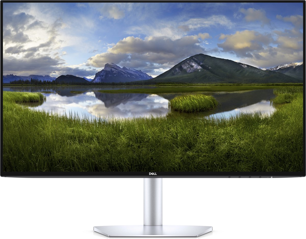DELL S2419HM 24'' Full HD LED Mat Flat Zilver computer monitor