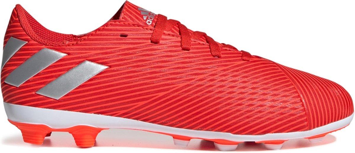 Adidas Nemeziz 19.4 zaalschoenen FG Rood Maat 38.5