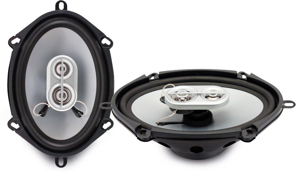 Caliber Auto luidspreker | CDS5768 | Ovale 5x7 | 3 weg | 120 Watt kopen