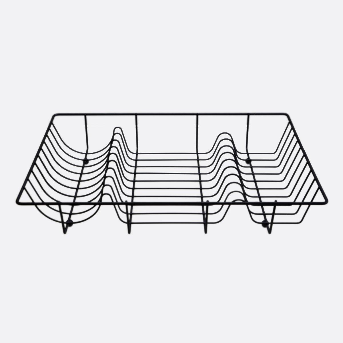 Point-Virgule Wire afdruiprek - zwart kopen