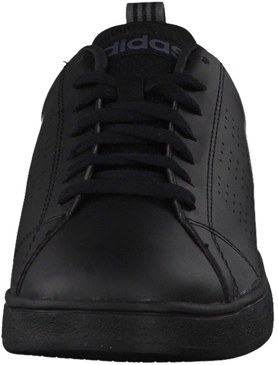 cheap for discount 56117 c1b67 bol.com  adidas - Advantage Clean Vs - Sneaker laag gekleed - Heren - Maat  49 - ZwartZwarte -.