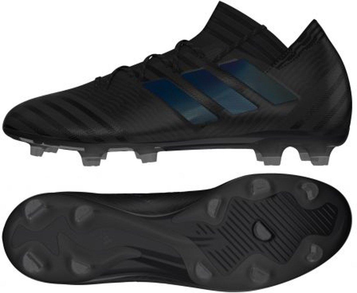 Adidas - Nemeziz 17,2 Soccer Fg - Unisexe - Chaussures - Blanc - 41 1/3