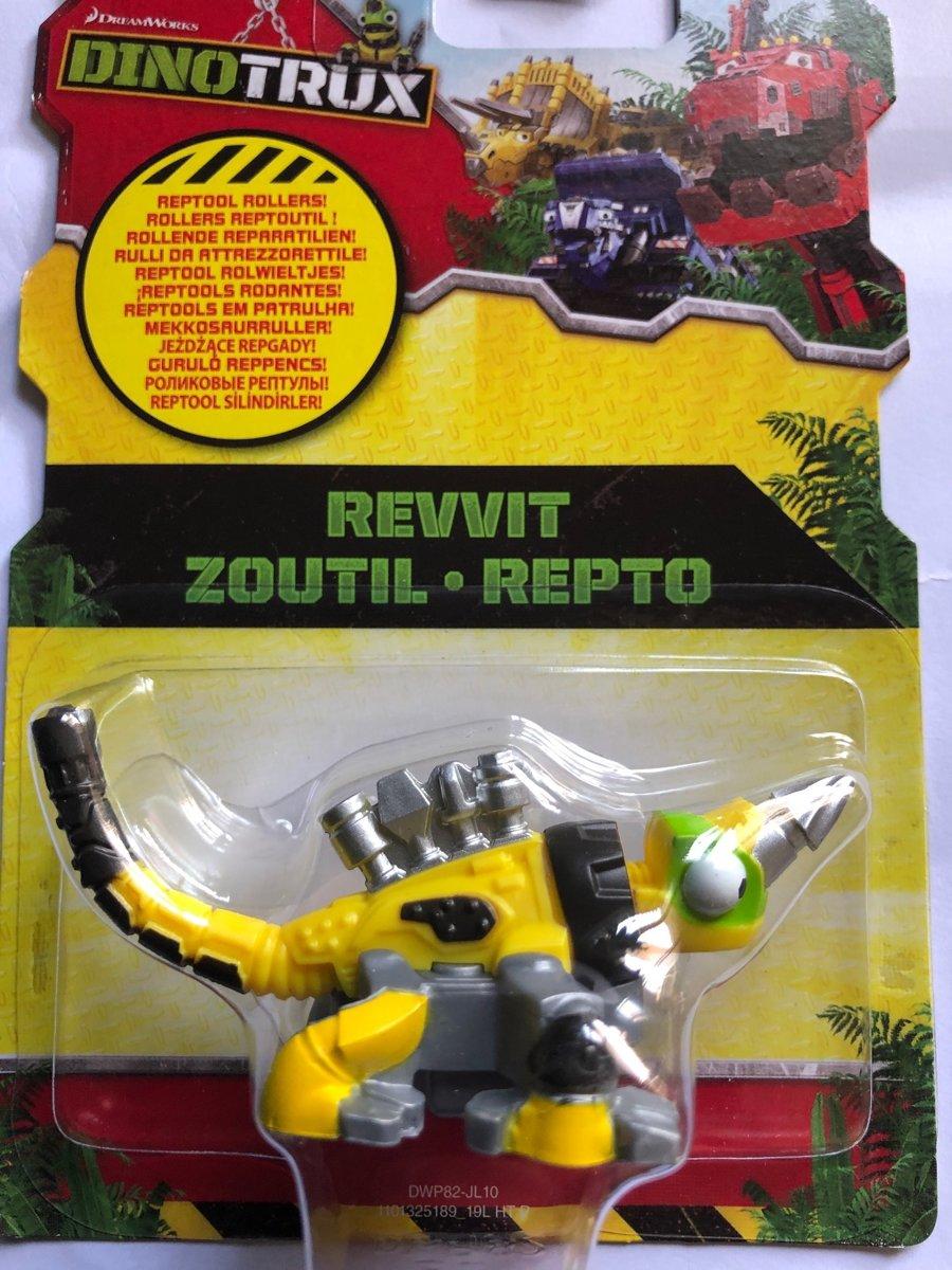 Dinotrux reptiel rollers Revvit kopen