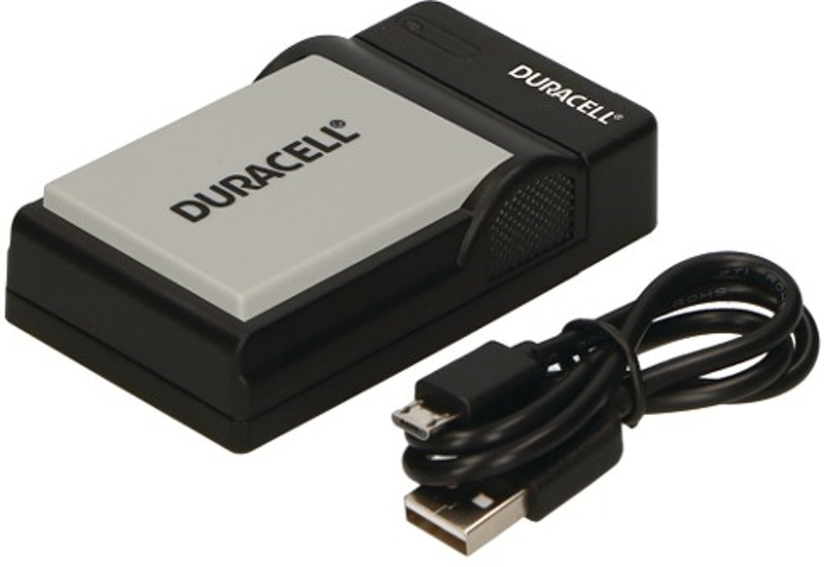 DURACELL USB-lader voor Canon NB-7L kopen