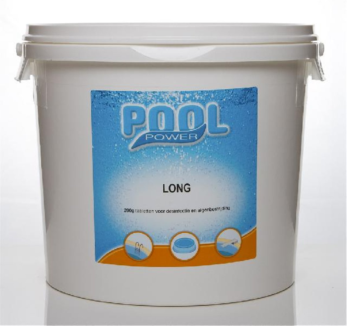 Pool Power long 200 gr. 10 kg