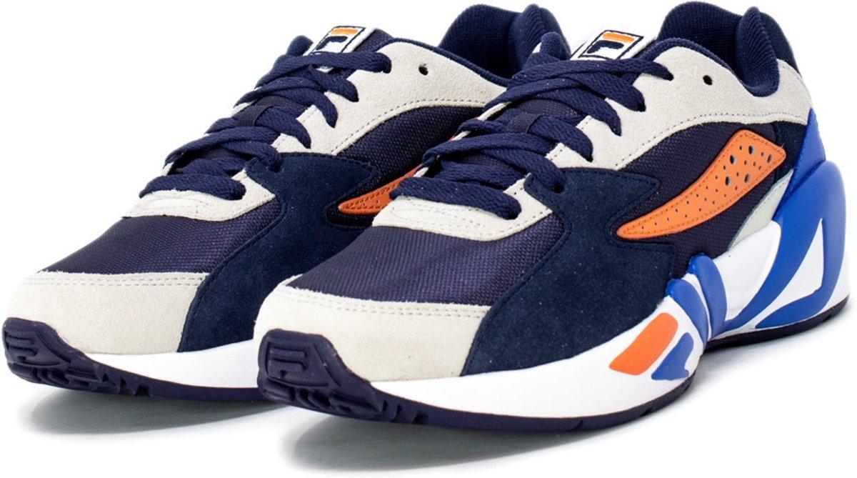 | Fila Heren Sneakers Mindblower Men Blauw Maat 40