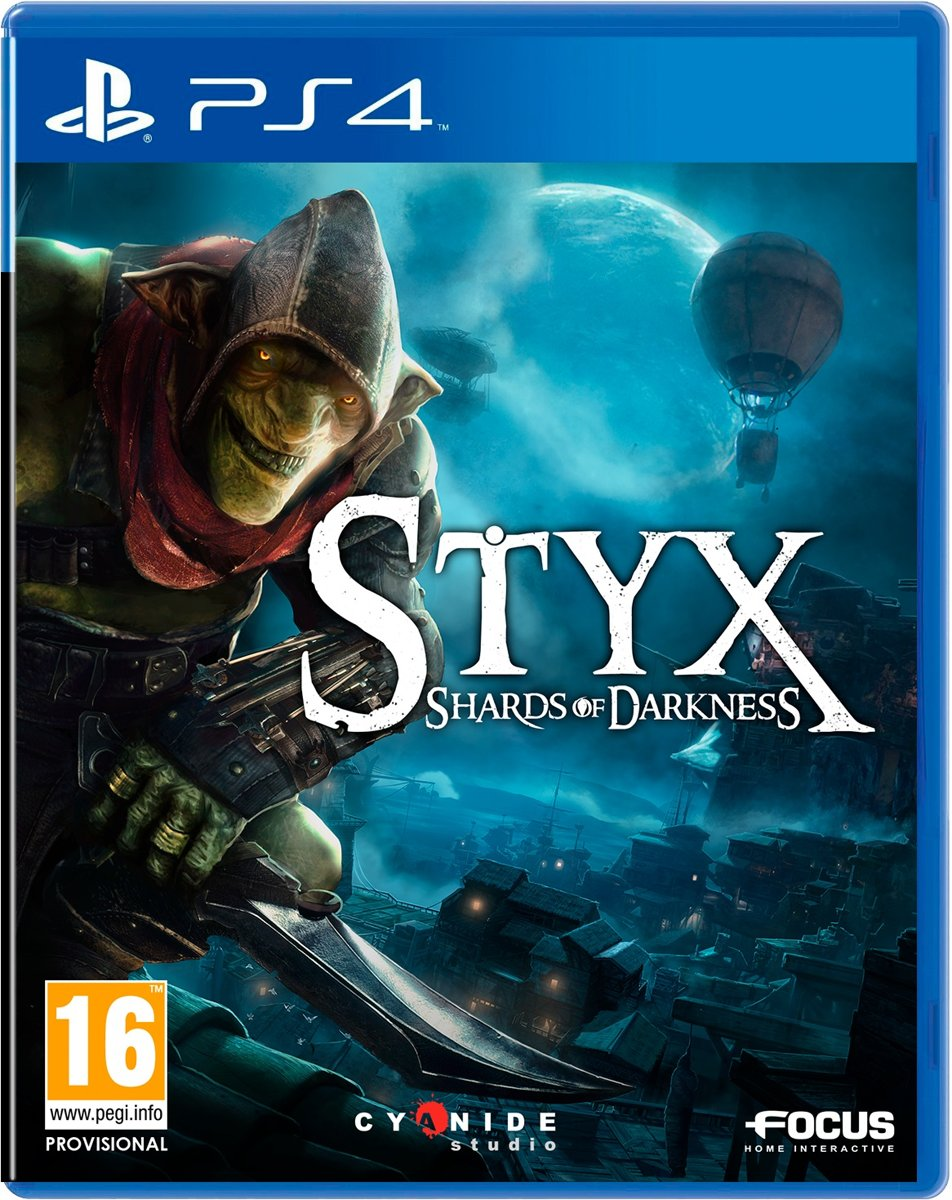 Styx - Shards of Darkness PlayStation 4