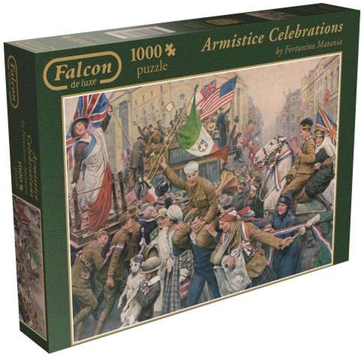 Armistice Celebrations - Puzzel - 1000 stukjes