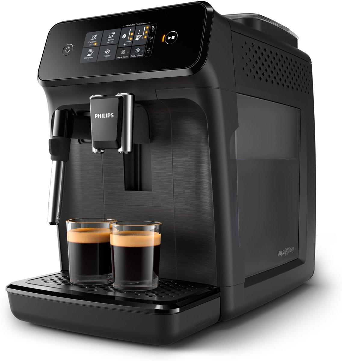 Philips 1200 series Volautomatische espressomachines EP1220/00 kopen