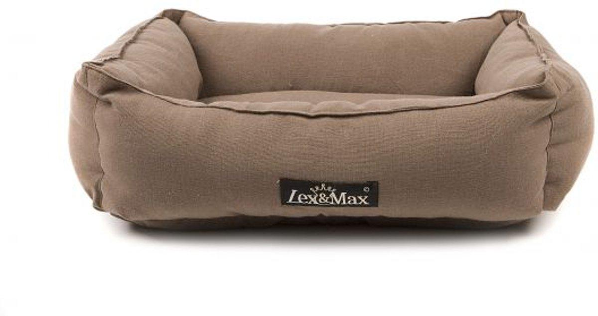 Lex & max tivoli kattenmand  40x50cm taupe