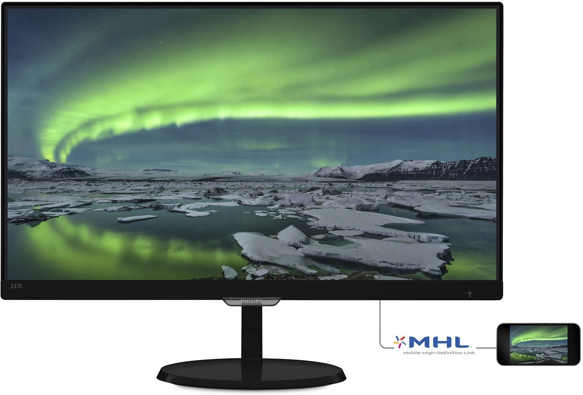 Philips 237E7QDSB - Full HD IPS Monitor kopen