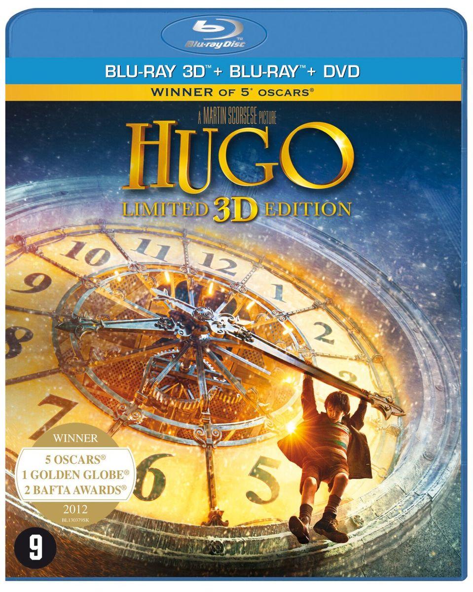 Hugo (3D Blu-ray) kopen