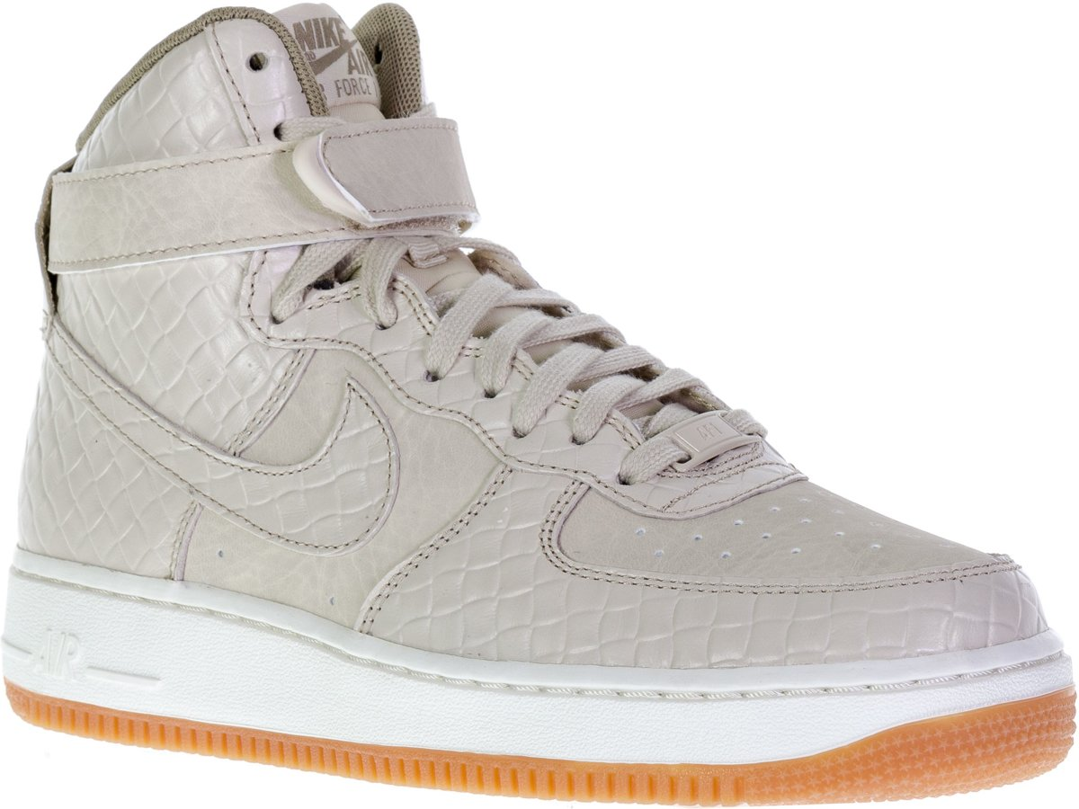 bol.com | Nike Air Force 1 Hi Premium Sportschoenen - Maat ...