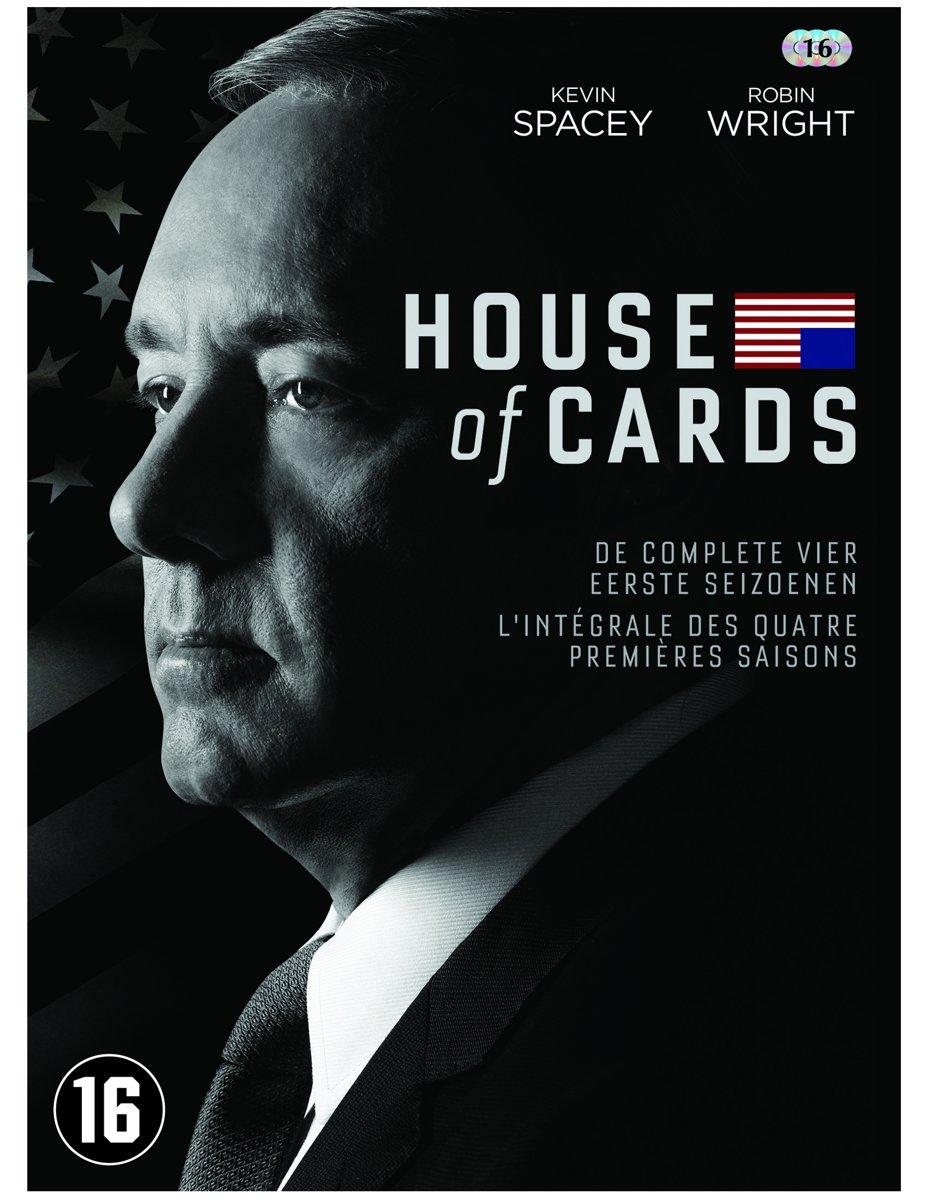 House Of Cards - Seizoen 1 t/m 4 kopen